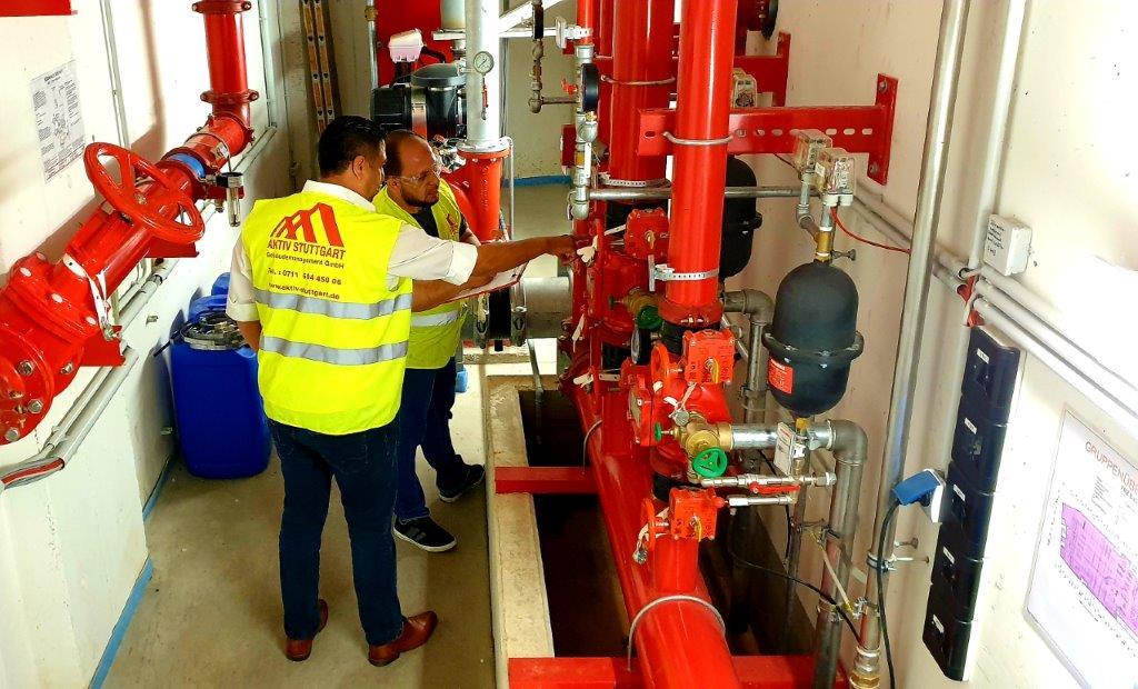 Bild der Aktiv Stuttgart Gebäudemanagement GmbH
